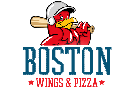 Boston Wings & Pizza Centrum