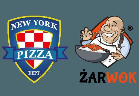 New York Pizza Department i ŻarWOK