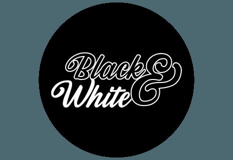 Black & White Kebab Burger Pizza