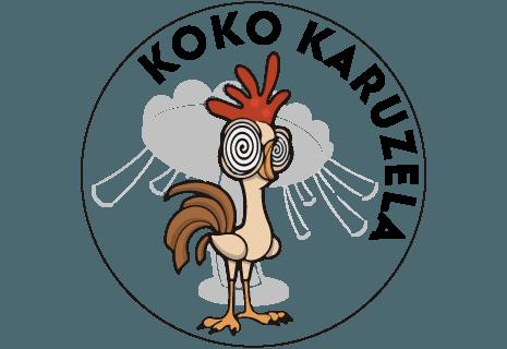 Koko Karuzela Kurczak z Rożna