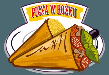 Pizza w rożku