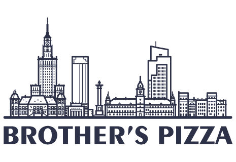 Brother's pizza Black and White-avatar
