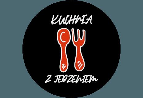 Kuchnia z jedzeniem