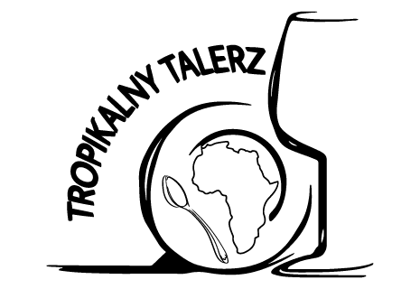 Tropikalny talerz-avatar