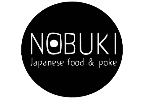 logo Nobuki Japanese food & poke
