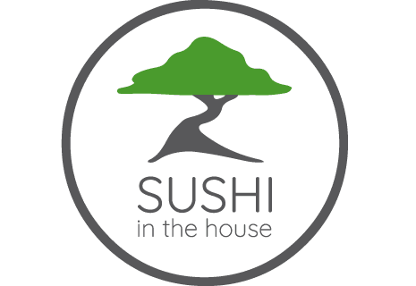 logo Sushi in the house