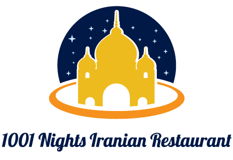 logo 1001 Nights Iranian Restaurant