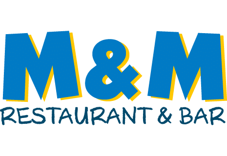 logo M&M Restaurant & Bar