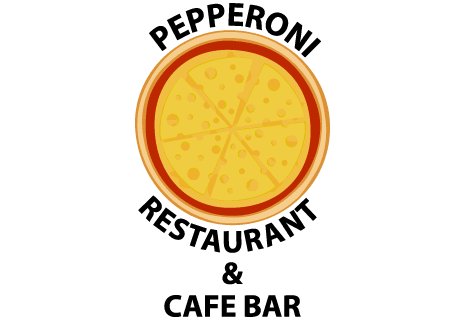 logo Pepperoni Restaurant and Cafe Bar