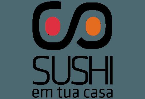 Sushi em tua casa