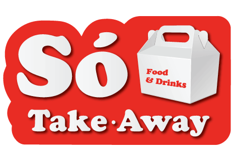 logo SÓ TAKE AWAY