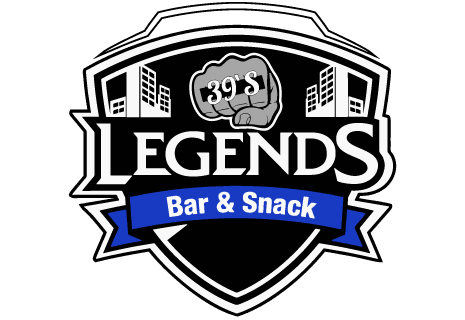 logo 39 Legends cu Jar