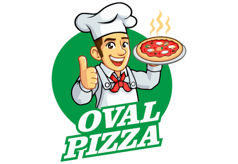 Oval Pizza