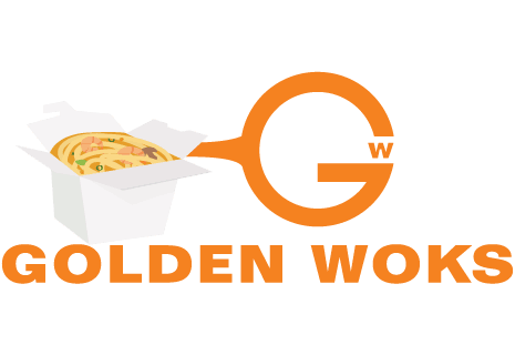 logo Golden Woks