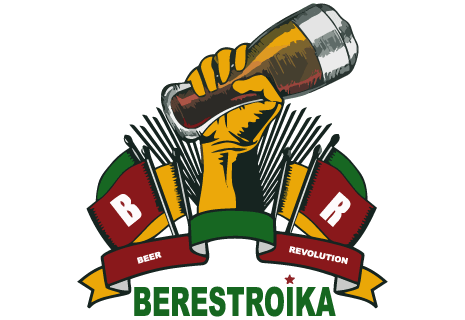 logo Berestroika Beer Revolution