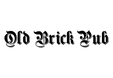 logo Old Brick Pub