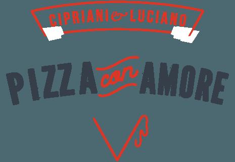 Pizza con Amore Cipriani e Luciano