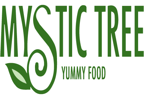 logo Mystic Tree | Fresh & Tasty Food