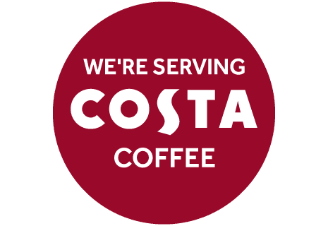 We're Serving Costa Coffee